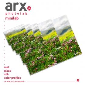 Εκτυπώσεις minilab